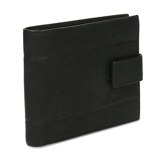 Pánská kožená peněženka bata, černá, 944-6210 - 13