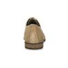 Oxford polobotky z broušené kůže vagabond, béžová, 823-8015 - 15