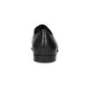 Kožené dámské polobotky černé vagabond, černá, 524-6039 - 15