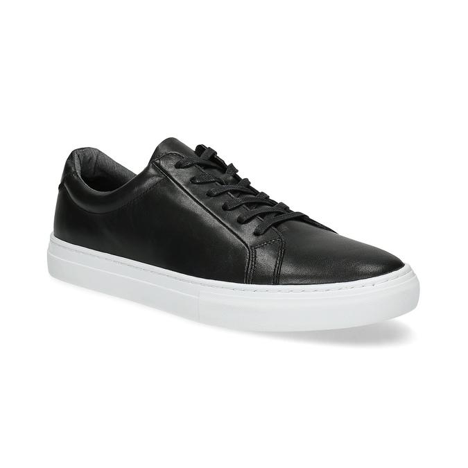 Vagabond Kožené pánské tenisky černé - Všechny boty  644df8d40c