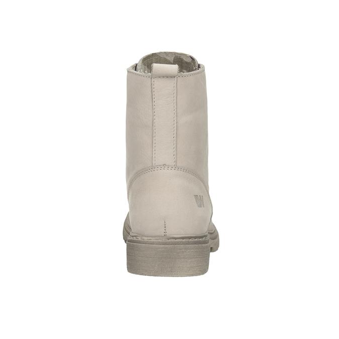 Kožená dámská kotníčková obuv weinbrenner, 596-4693 - 15