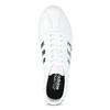 Bílé tenisky s květinovým detailem adidas, bílá, 501-1586 - 17