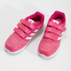 Růžové tenisky na suché zipy adidas, růžová, 309-5148 - 16