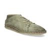 Pánské kožené Desert Boots a-s-98, khaki, 826-7002 - 13