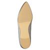 Dámská kožená obuv s perforací bata, 526-1659 - 19