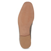 Kožené dámské mokasíny s přezkou bata, 516-3616 - 18