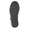 Kožené pánské sandály comfit, hnědá, 856-4605 - 19