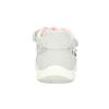 Dívčí kotníčkové tenisky s kytičkami bubblegummers, šedá, 129-2602 - 15
