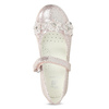 Růžové dívčí baleríny s odlesky mini-b, růžová, 229-5106 - 17