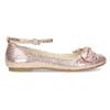 Růžové baleríny s velkou mašlí mini-b, růžová, 329-5227 - 19