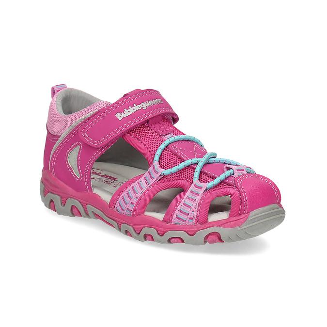 Růžové dětské sandály bubblegummers, 161-5609 - 13