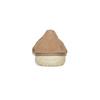 Kožené baleríny s perforací weinbrenner, hnědá, 546-3614 - 15