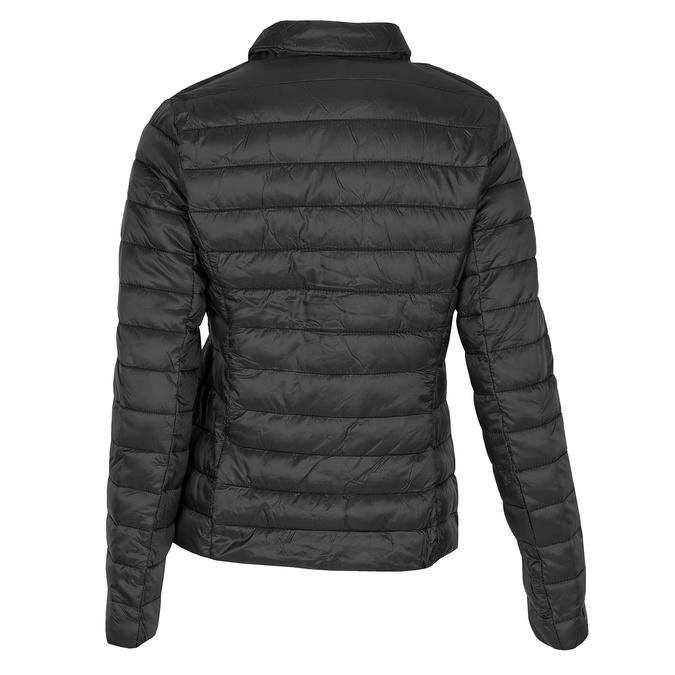 Černá dámská bunda s límečkem bata, černá, 979-6182 - 26