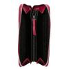 Červená kožená peněženka bata, červená, 944-5190 - 15