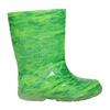 Zelené holínky se vzorem mini-b, zelená, 392-7110 - 26