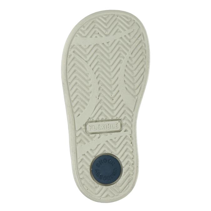 Dětská kotníčková kožená obuv bubblegummers, hnědá, 113-4607 - 17