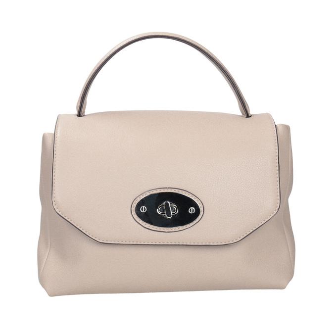 Dámská kabelka s popruhem bata, šedá, 961-2839 - 26