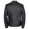 Pánská bunda s prošitím na ramenou bata, černá, 971-6118 - 26