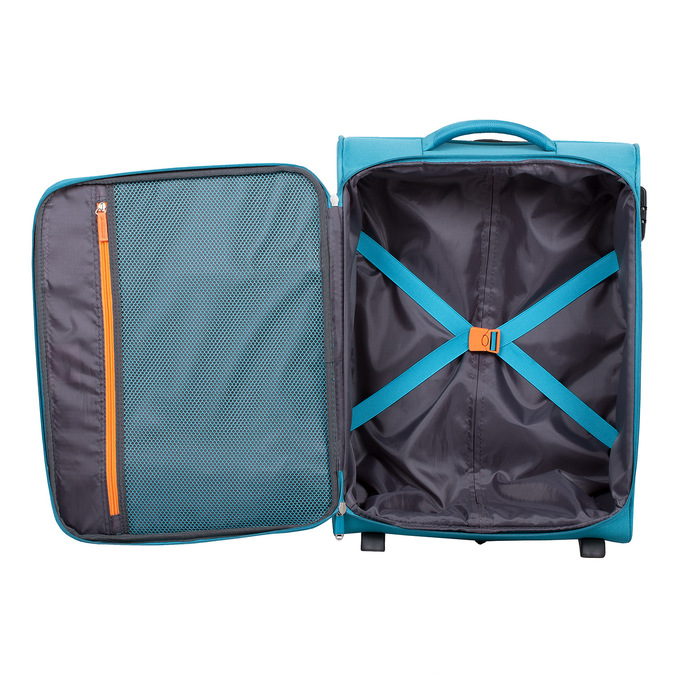 Tyrkysový cestovní kufr american-tourister, tyrkysová, 969-7171 - 17