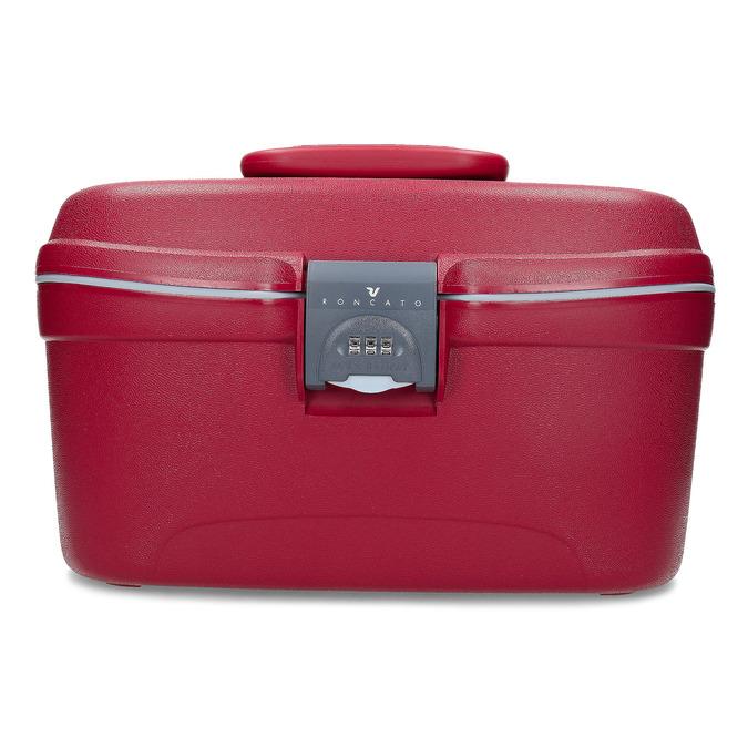 Cestovní kosmetický kufřík roncato, červená, 960-5611 - 26