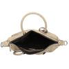 Dámská kabelka s perforací a střapcem bata, béžová, 961-8827 - 15