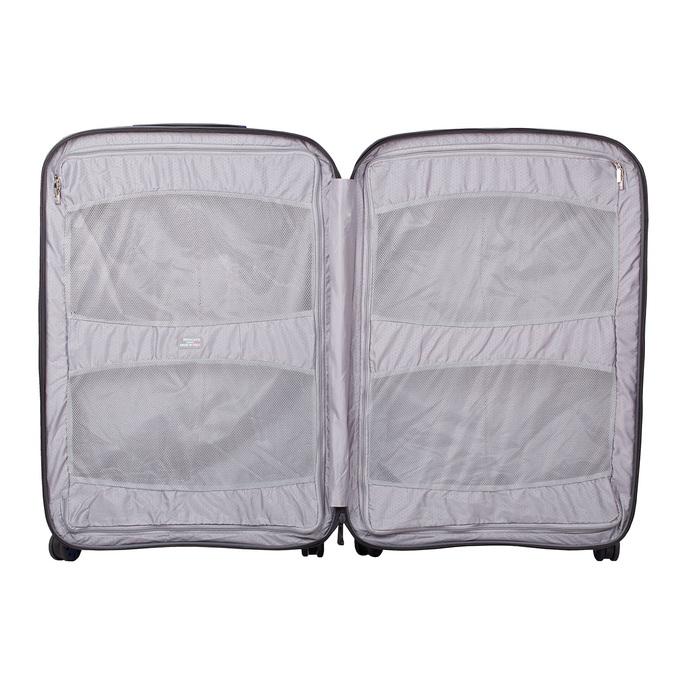 Modrý cestovní kufr na kolečkách roncato, modrá, 960-9610 - 17