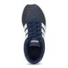 Modré chlapecké tenisky sportovního střihu adidas, modrá, 309-9388 - 17