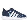 Dětské tenisky s vesmírným potiskem adidas, modrá, 109-9388 - 19