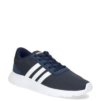 Modré chlapecké tenisky sportovního střihu adidas, modrá, 409-9388 - 13