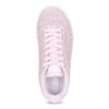Růžové kožené tenisky dámské adidas, růžová, 503-5478 - 17