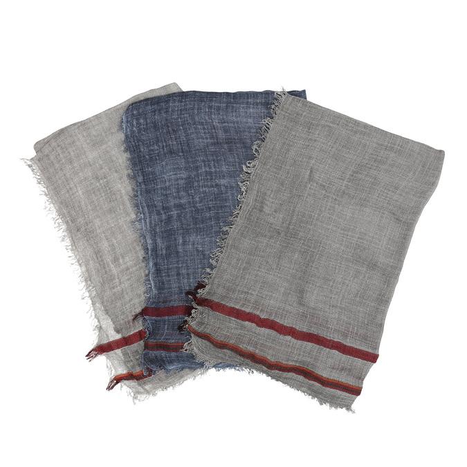 Pánský ležérní šátek bata, vícebarevné, 909-0286 - 13