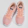 Dívčí tenisky v lososovém odstínu adidas, růžová, 409-5388 - 16