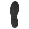 Pánské kožené mokasíny černé bata, černá, 814-6177 - 18
