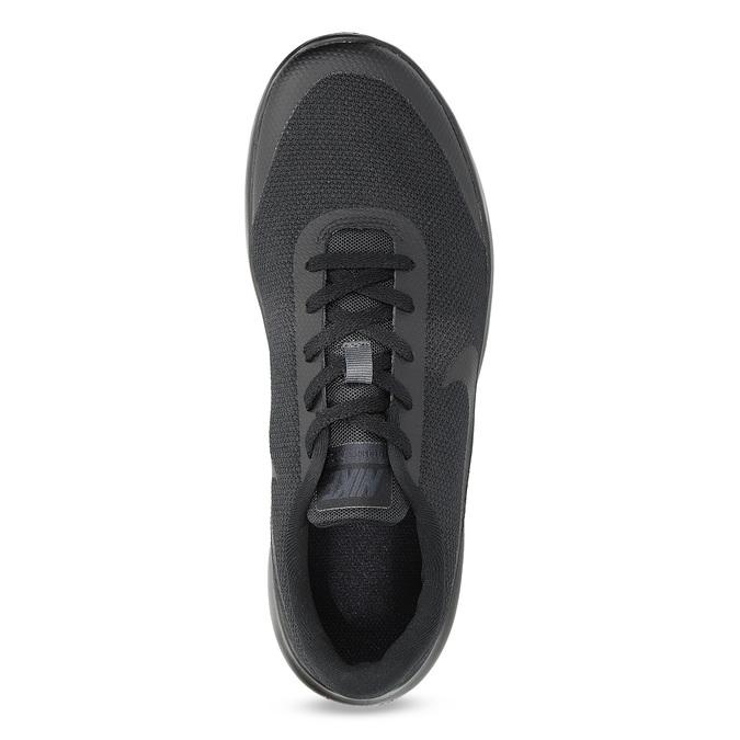 Pánské odpružené tenisky nike, černá, 809-6716 - 17