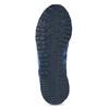 Modré kožené tenisky Adidas adidas, modrá, 803-9293 - 18
