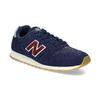Pánské kožené tenisky New Balance modré new-balance, modrá, 803-9207 - 13