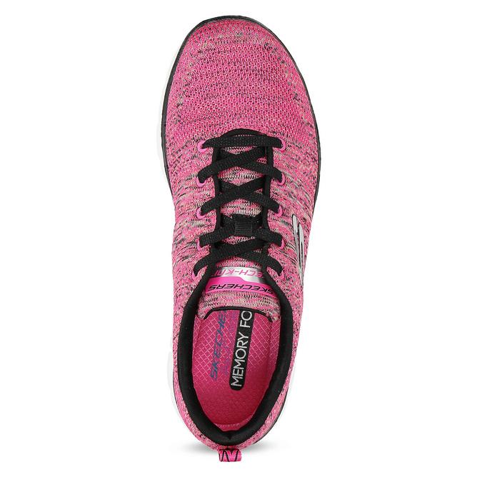 Růžové tenisky Skechers skechers, růžová, 509-5530 - 17