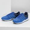 Modré kožené tenisky Adidas adidas, modrá, 803-9293 - 16