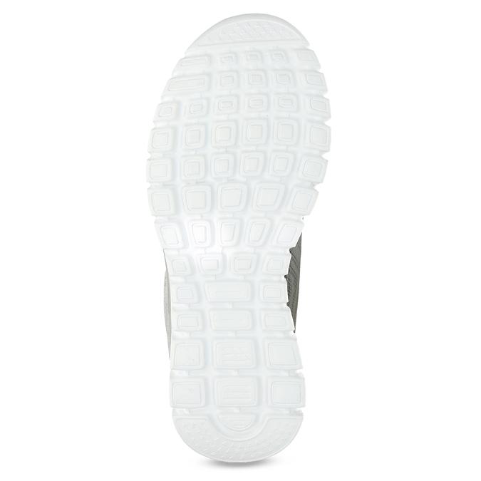 Sportovní růžovo-šedé tenisky dámské skechers, šedá, 509-2418 - 18