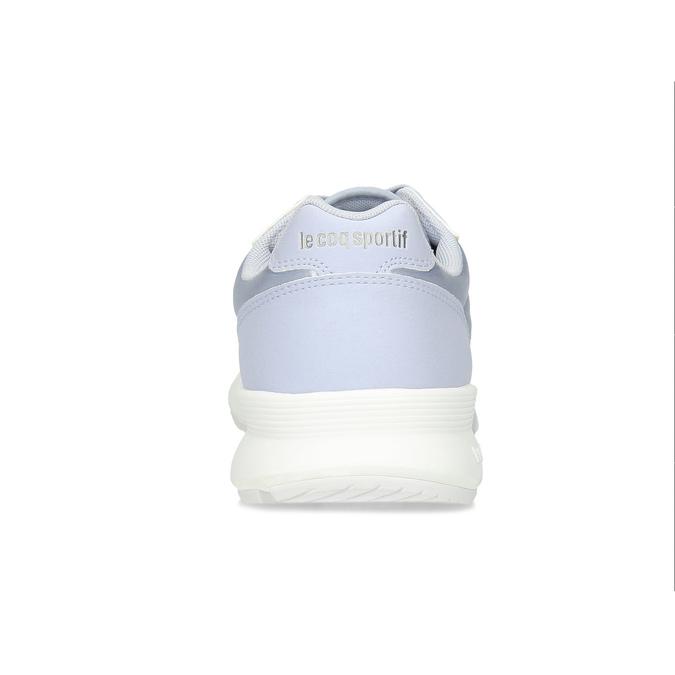 Světle modré dámské tenisky le-coq-sportif, modrá, 509-1304 - 15
