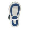 Modré dětské sandály bubblegummers, modrá, 161-9605 - 19
