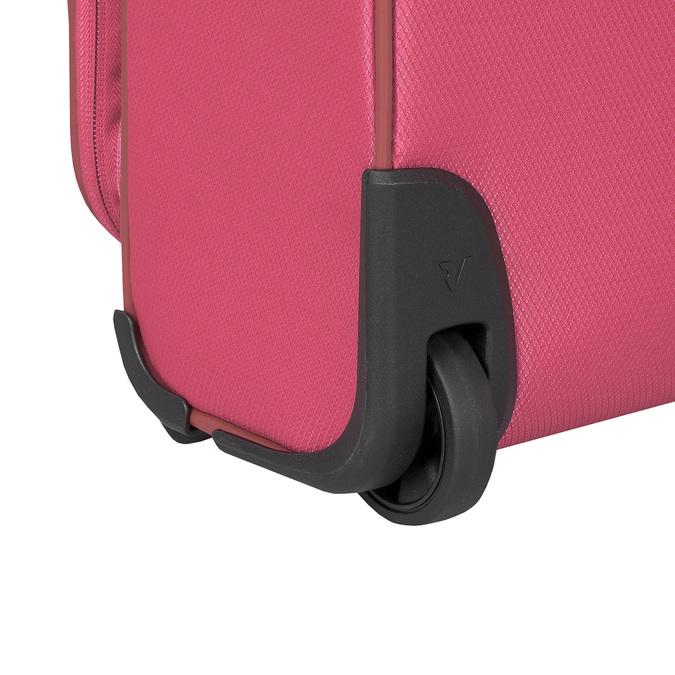 Růžový cestovní kufr roncato, růžová, 969-9696 - 16