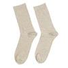 Vysoké pánské ponožky béžové matex, béžová, 919-8313 - 26