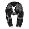 Dámský károvaný šátek bata, vícebarevné, 909-0324 - 15