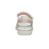 Dívčí růžové sandály s kamínky mini-b, růžová, 361-5612 - 15