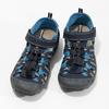 Dětské modré sandály mini-b, modrá, 461-9606 - 16