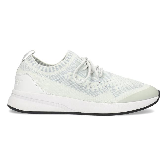 Dámské tenisky ve sportovním stylu power, bílá, 509-2217 - 19