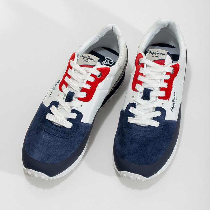 pepe-jeans, modrá, 849-9039 - 16