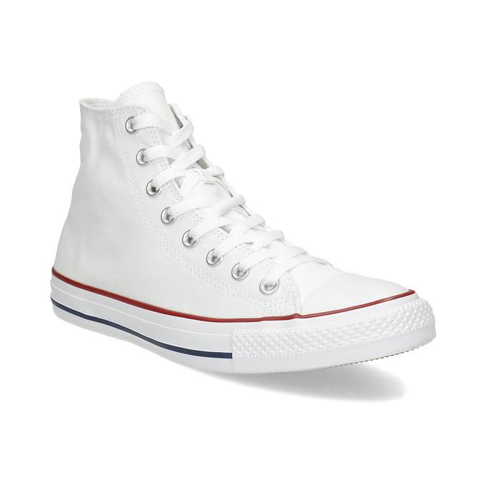 Klasické pánské bílé tenisky converse, bílá, 889-1278 - 13