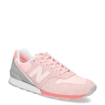 Dámské růžové tenisky new-balance, růžová, 503-5280 - 13